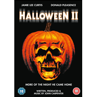 Halloween II (UK-import) (DVD)