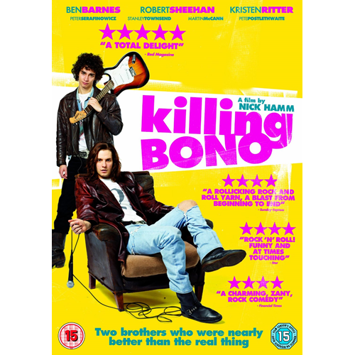 Killing Bono (UK-import) (DVD)