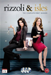 Rizzoli & Isles - Sesong 1 (DVD)