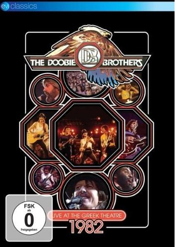 The Doobie Brothers - Live At The Greek Theatre 1982 (UK-import) (DVD)
