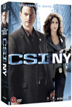 CSI - New York - Sesong 6 (DVD)