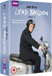 Lead Balloon - Sesong 1 - 4 (UK-import) (DVD)