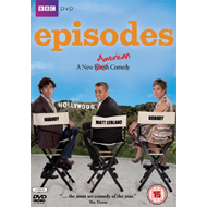 Episodes - Sesong 1 (UK-import) (DVD)