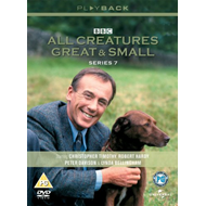 All Creatures Great And Small - Sesong 7 (UK-import) (DVD)