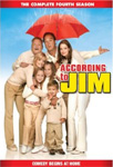 According To Jim - Sesong 4 (DVD - SONE 1)