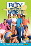 Boy Meets World - Sesong 6 (DVD - SONE 1)