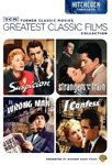 TCM Greatest Classic Films - Hitchcock Thrillers (DVD - SONE 1)