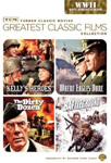 TCM Greatest Classics - WWII Battlefront Europe (DVD - SONE 1)