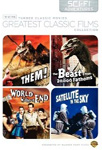 TCM Greatest Classics - Sci-Fi Adventures (DVD - SONE 1)