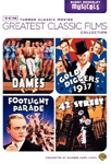 TCM Greatest Classics - Busby Berkely Musicals (DVD - SONE 1)