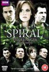 Spiral - Sesong 3 (UK-import) (DVD)