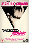 Masculin Feminin (UK-import) (DVD)