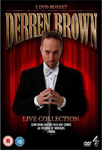 Derren Brown - Live Collection (UK-import) (3 DVD)