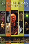 Rickie Lee Jones - Live In Stockholm 2010 (DVD)