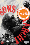 Sons Of Anarchy - Sesong 3 (DVD)