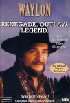 Produktbilde for Waylon Jennings - Waylon: Renegade. Outlaw. Legend (DVD - SONE 1)