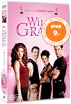 Produktbilde for Will & Grace - Sesong 2 (DVD)