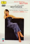 Anne-Sophie Mutter: A Life With Beethoven (Vårsonate) (DVD)
