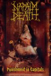Napalm Death - Punishment In Capitals (DVD - SONE 1)