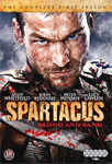 Spartacus - Blood And Sand - Sesong 1 (DVD)