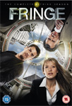 Fringe - Sesong 3 (UK-import) (DVD)