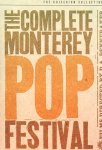 The Complete Monterey Pop Festival - Criterion Collection (DVD - SONE 1)