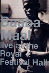 Baaba Maal - Live At The Royal Festival Hall (DVD - SONE 1)