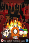 South Park - Sesong 14 (UK-import) (DVD)