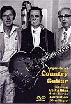 Legends Of Country Guitar: Vol. 1 (DVD - SONE 1)