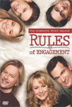 Rules Of Engagement - Sesong 3 (DVD)