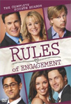 Rules Of Engagement - Sesong 4 (DVD - SONE 1)