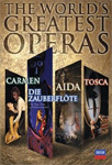 The World's Greatest Operas (6DVD)