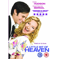 Produktbilde for A Little Bit Of Heaven (UK-import) (DVD)