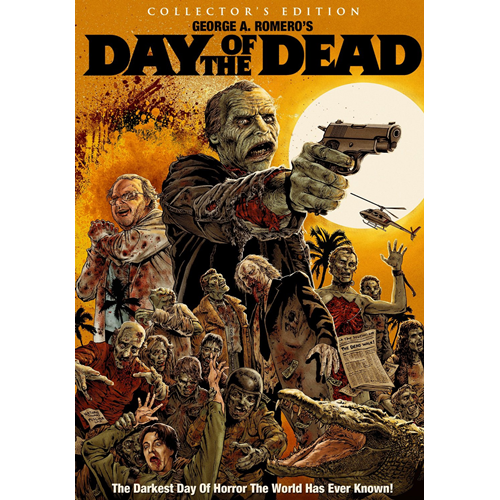 Day Of The Dead - Collector's Edition (DVD - SONE 1)