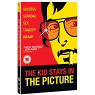The Kid Stays In The Picture (UK-import) (DVD)