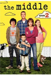 The Middle - Sesong 2 (DVD - SONE 1)