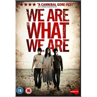 We Are What We Are (UK-import) (DVD)