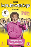 Mrs. Brown's Boys - Sesong 1 (UK-import) (DVD)