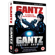 Gantz / Gantz 2: Perfect Answer (UK-import) (DVD)