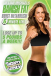 Jillian Michaels - Banish Fat, Boost Metabolism (UK-import) (DVD)