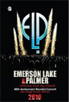 Emerson, Lake & Palmer - 40th Anniversary Reunion Concert (UK-import) (DVD)