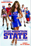 Blue Mountain State - Sesong 2 (DVD - SONE 1)