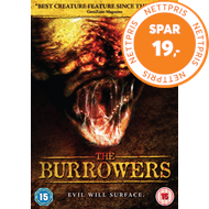 The Burrowers (UK-import) (DVD)