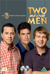 Two And A Half Men - Sesong 8 (DVD)