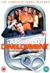 Arrested Development - Sesong 1 - 3 (UK-import) (DVD)