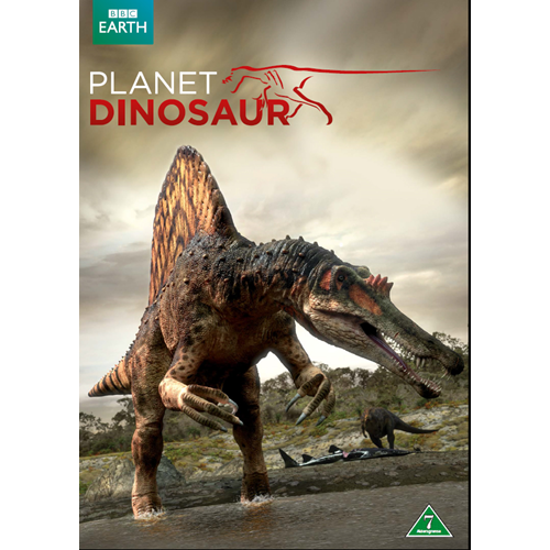 Planet Dinosaur (UK-import) (DVD)