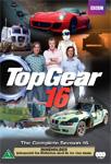 Top Gear - Sesong 16 (UK-import) (DVD)