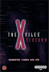 X-Files - Sesong 8 (DVD)
