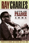 Ray Charles - Live In France 1961 (UK-import) (DVD)