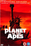 Planet Of The Apes Collection (UK-import) (DVD)